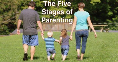 Five Stages of Parenting